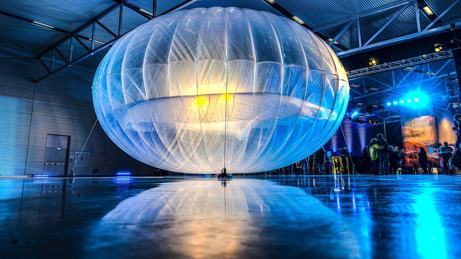 Проекты Loon и Wing, созданные в Google X, стали отдельными компаниями в составе Alphabet