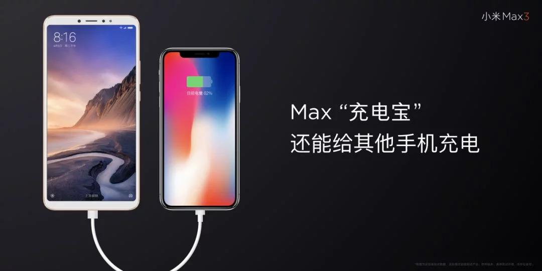 Представлен смартфон Xiaomi Mi Max 3: экран 6,9 дюйма, Snapdragon 636, сдвоенная камера и батарея 5500 мА•ч