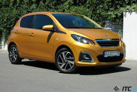 Изучаем рецепт «сити-кара» на примере Peugeot 108