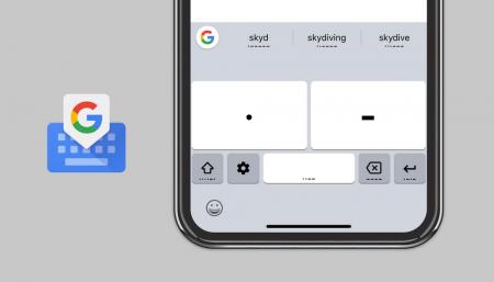 Google добавила поддержку азбуки Морзе в клавиатуру Gboard для iOS, а также создала игровой тренажер для ее быстрого изучения