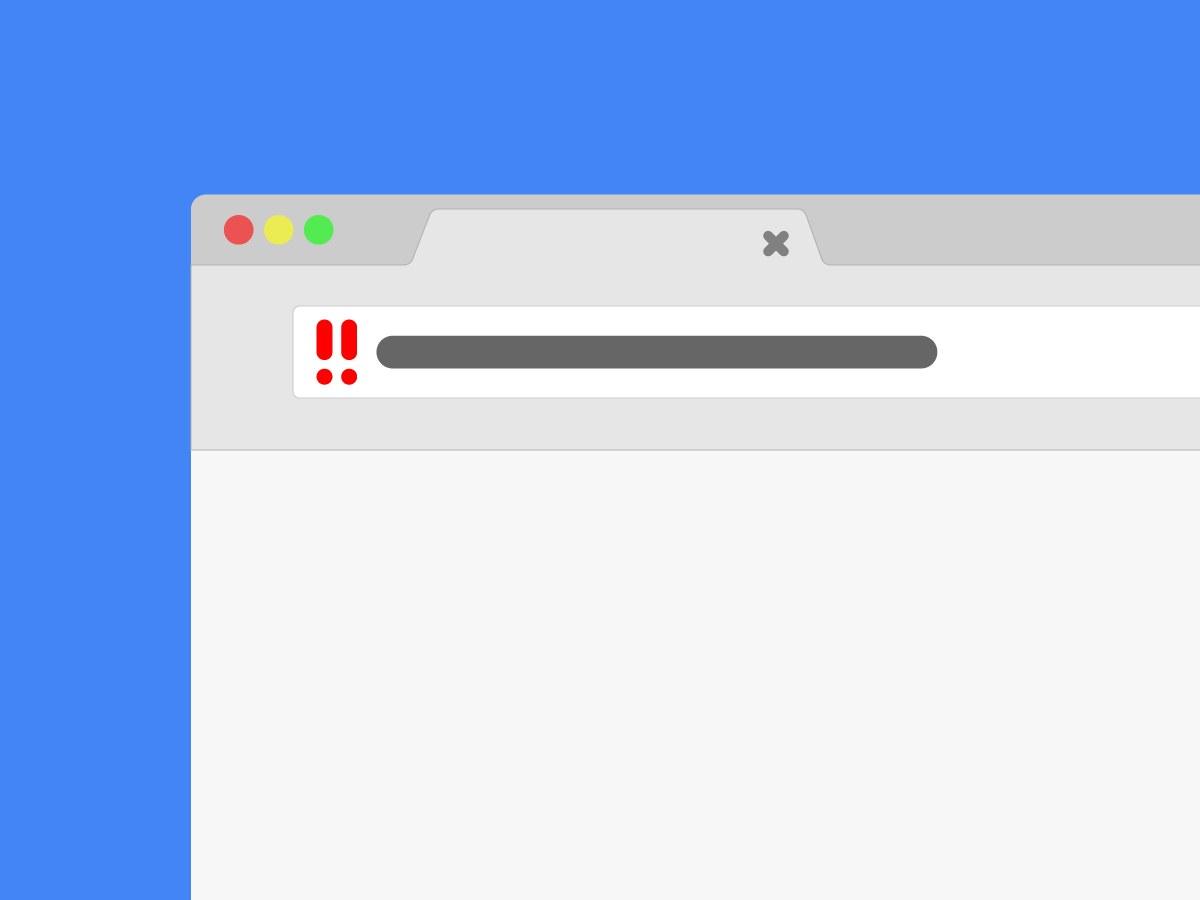 Google Chrome назовет все HTTP-сайты небезопасными