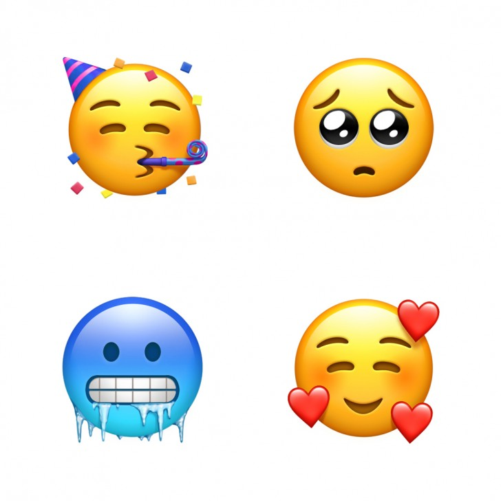 Apple отметила Международный день эмодзи, представив более 70 новых смайлов и заменив фото руководителей на сайте на Memoji