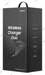 Новое беспроводное ЗУ Samsung Wireless Charger Duo сможет заряжать два устройства одновременно и будет стоить около $75