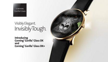 Corning также представила защитные стекла Gorilla Glass DX и DX+ для носимых устройств - ITC.ua