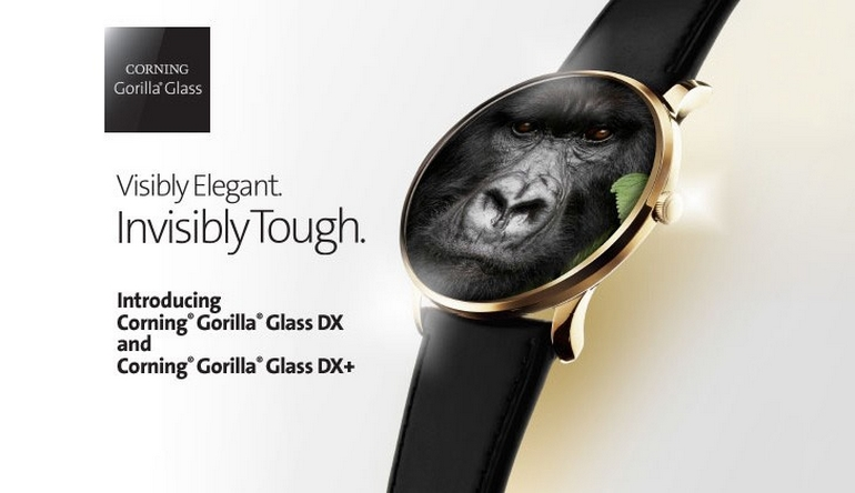 Gorilla Glass DX