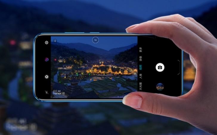 Анонсирован смартфон Honor 10 GT с 8 ГБ ОЗУ и технологией GPU Turbo, повышающей графическую производительность на 60%