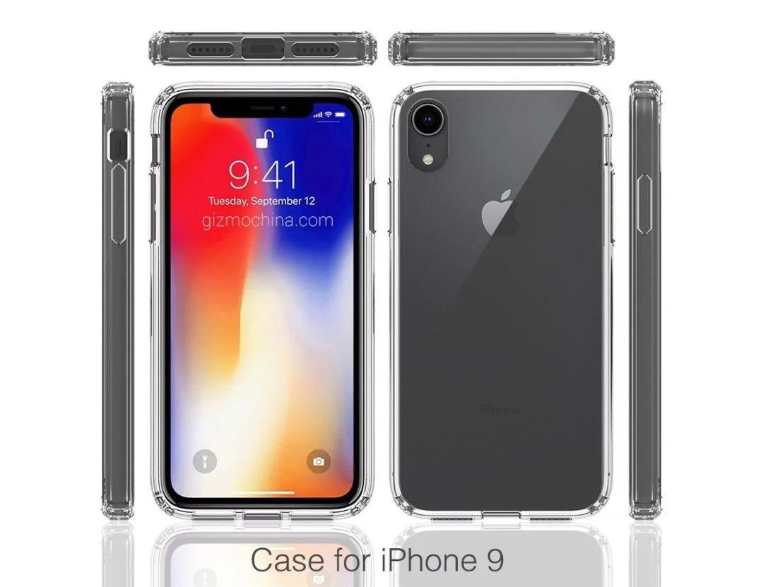 Новый iPhone получит «бровь»