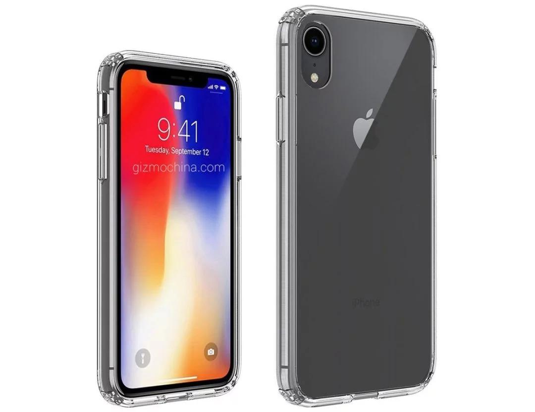 Изображения чехла iPhone 9 позволяют узнать больше о дизайне самого доступного из новых смартфонов Apple - ITC.ua