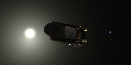 Телескоп «Кеплер» приостанавливает свою миссию из-за отсутствия топлива. Аппарат перевели в спящий режим