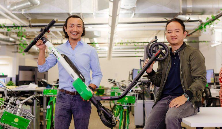 Пользователи сервиса Uber скоро смогут напрямую брать напрокат электросамокаты Lime вдобавок к электровелосипедам Jump