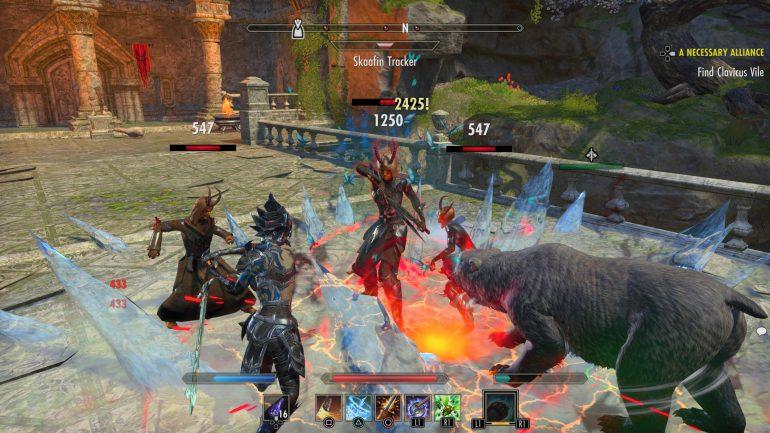 The Elder Scrolls Online: Summerset - Альтмер в высоком замке - ITC.ua