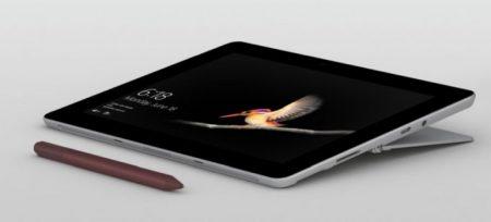 Microsoft представила 10-дюймовый планшет Surface Go по цене от $400