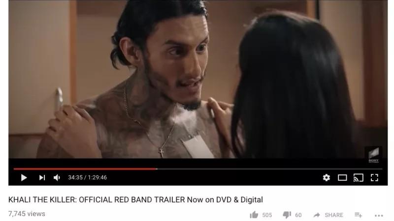 Сони вместо трейлера случайно обнародовала наYouTube полный фильм