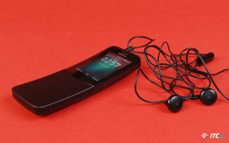 Обзор Nokia 8110 4G