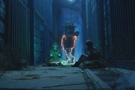 В прокат вышел украинский фантастический фильм «Бобот та енергія Всесвіту»