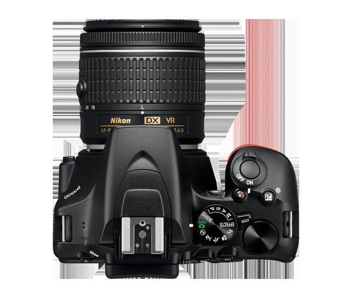 Представлена зеркальная камера начального уровня Nikon D3500