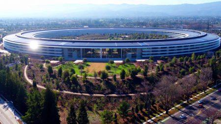 «$200, а не $1 млрд»: Apple доказывает, что налоговики неверно оценили стоимость зданий штаб-квартиры Apple Park