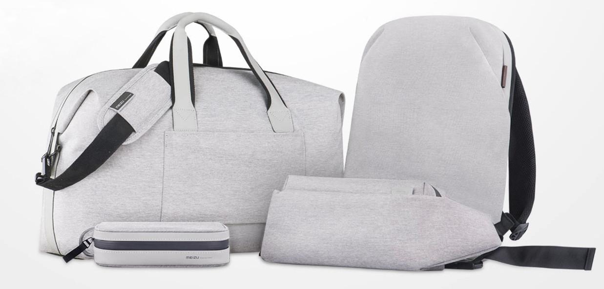 Обзор рюкзака Meizu Backpack