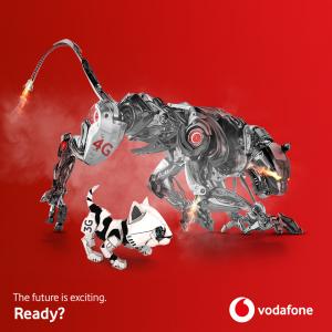 Vodafone запустил 4G в диапазоне 1800 МГц в Кривом Роге