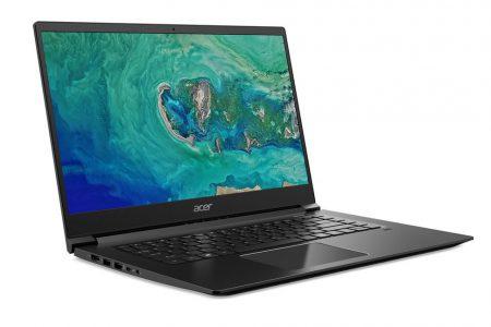 Представлены обновленные ноутбуки Acer Aspire 3, 5 и 7