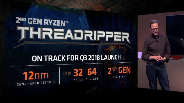 В первых тестах новый флагманский CPU Ryzen Threadripper 2990WX существенно опережает прямого конкурента - ITC.ua