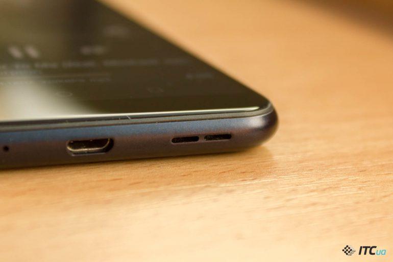 порт ZenFone Max Pro (M1)