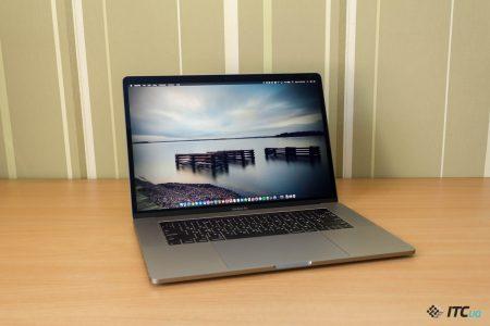 Обзор ноутбука Apple MacBook Pro 15 2018