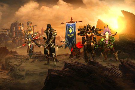 Blizzard официально объявил о выходе Diablo III Eternal Collection на консоли Nintendo Switch