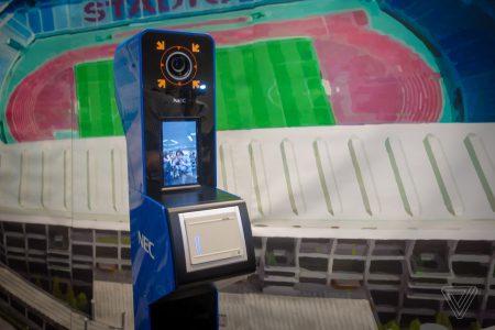 NEC показала систему распознавания лиц, которая будет обслуживать Олимпийские игры в Токио в 2020 году