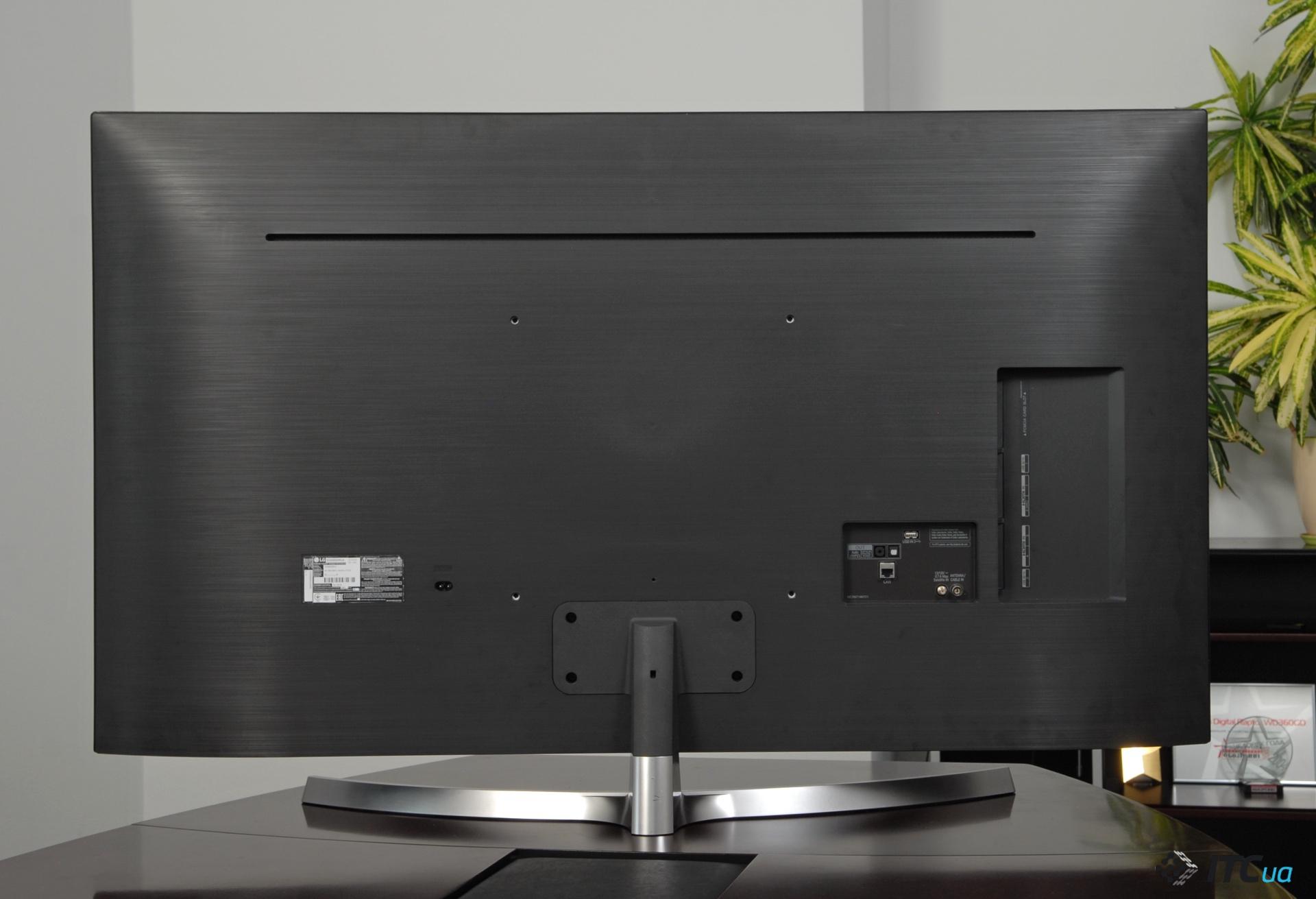 задняя панель LG 55SK8500