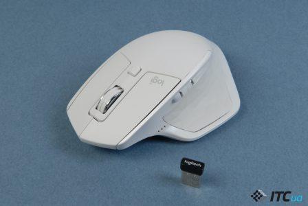 Обзор беспроводной мыши Logitech MX Master 2S
