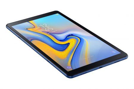 "Samsung Galaxy Tab A 10,5″ Ч бюджетный планшет дл¤ всей семьи на Snapdragon 450, с ќ«"" 3 √Ѕ, батареей 7300 мјч и четырьм¤ динамиками Dolby Atmos"