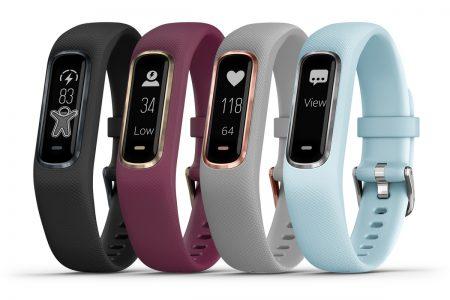 Новый фитнес-браслет Garmin Vivosmart 4 стоимостью $130 умеет измерять насыщение крови кислородом, стресс, качество сна и «запас энергии» тела