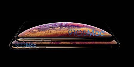 Утечка: это новые смартфоны iPhone XS с OLED-дисплеями диагональю 5,8 и 6,5 дюйма