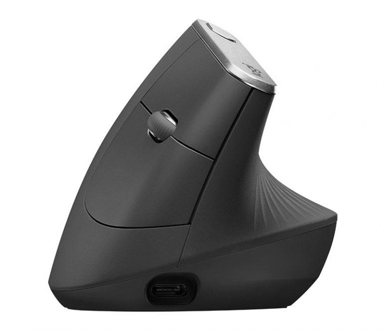 В Украине стартовали продажи «вертикальной» эргономичной мыши Logitech MX Vertical по цене 3999 грн