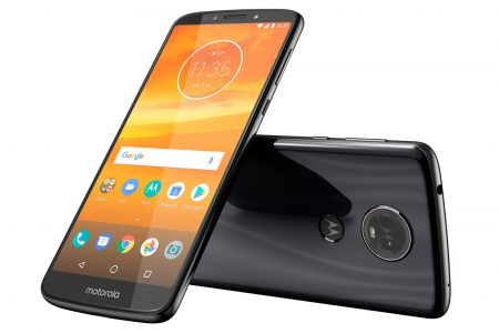 В Украине стартовали продажи смартфона Moto E5 Plus с батареей на 5000 мАч по цене 5995 грн