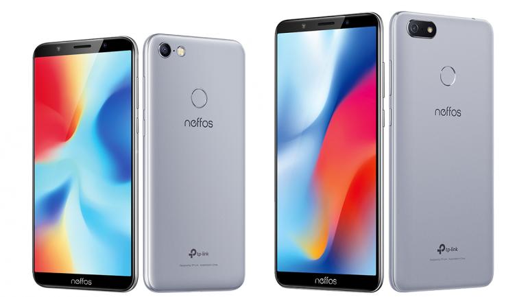 TP-Link вывел на украинский рынок три смартфона с дисплеями FullView 18:9 - Neffos X9, Neffos C9 и Neffos C9A по цене от 2999 грн до 4999 грн
