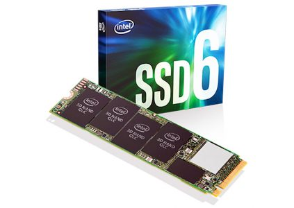 Intel анонсировала SSD 660p Series M.2 NVMe на базе чипов QLC NAND с высокими скоростными показателями и ценой от $100