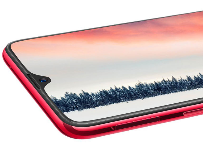 Представлен смартфон OPPO F9: 6,3-дюймовый дисплей с каплеобразным вырезом, 25-Мп фронтальная камера и градиентная окраска