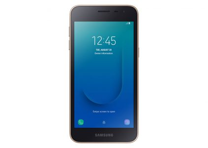 Galaxy J2 Core – первый смартфон Samsung в рамках Android Go