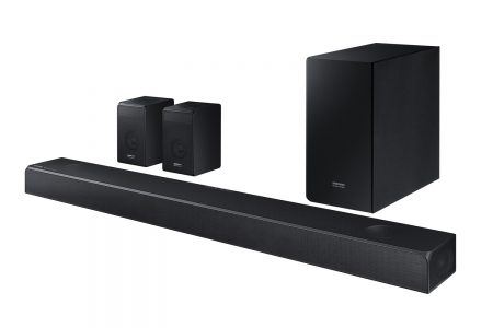 Samsung и Harman Kardon представили новую линейку саундбаров HW-N950 и HW-N850 с поддержкой технологий Dolby Atmos и DTS:X