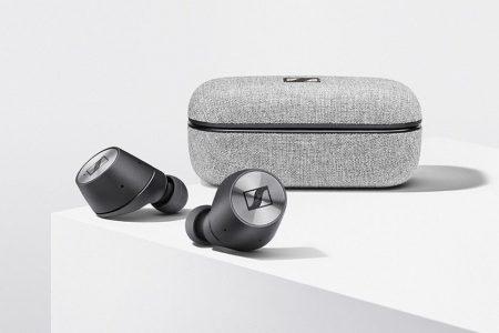 Sennheiser Momentum True Wireless — аудиофильские беспроводные наушники-вкладыши стоимостью $300