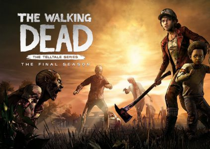 The Walking Dead: The Final Season – недетские игры