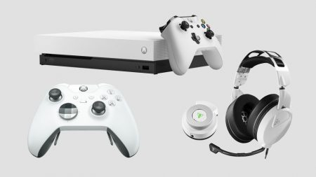 Анонсированы специальные «белые» версии консоли Xbox One X (с Fallout 76 в комплекте) и геймпада Xbox Elite