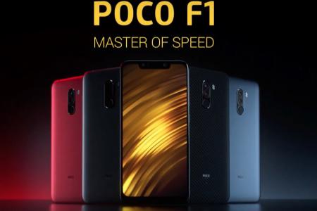 Смартфон Xiaomi Pocophone F1 ожидаемо установил новый рекорд продаж в Индии