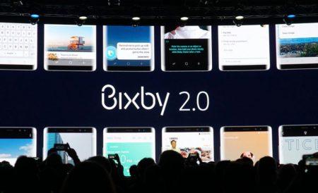 Bixby 2.0 запустят вместе с Galaxy Note9. Персональный помощник поможет заказать столик в ресторане или вызвать Uber