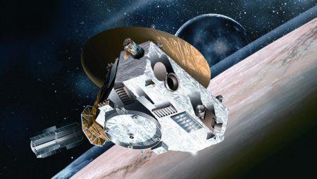 Космический аппарат New Horizons возможно увидел границу солнечной системы