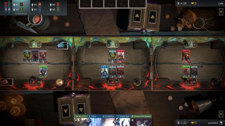 Карточные игры на троих
