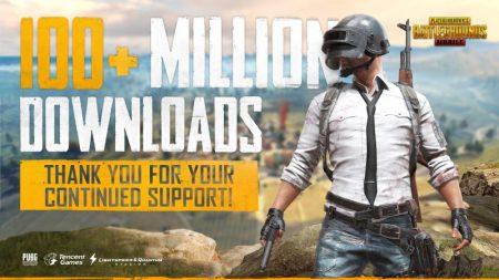 Мобильный PUBG загрузили более 100 млн раз, ежедневно в игру заходят 14 млн пользователей