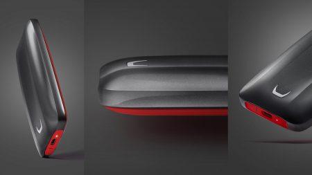 Samsung анонсировала портативный SSD с интерфейсом Thunderbolt 3 и скоростью чтения до 2800 МБ/с